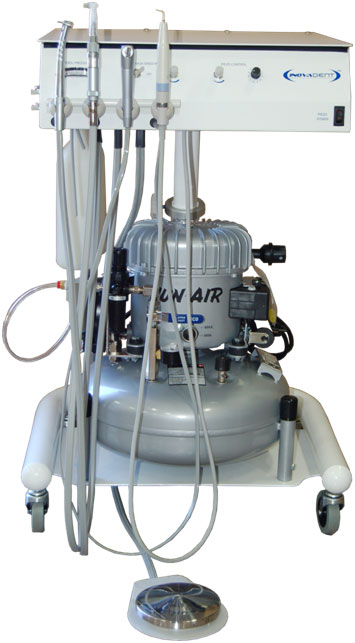 High Speed Veterinary Dental Cart