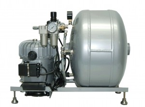 JUN AIR Air Compressor 6 Gallon
